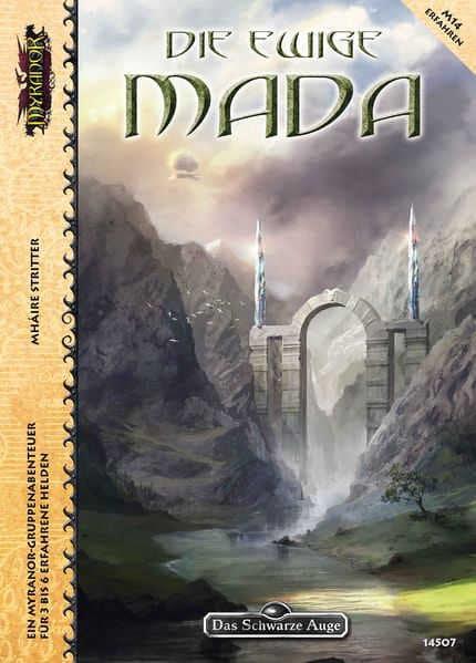 Die Ewige Mada DSA Abenteuer M14