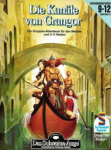 Die Kanäle von Grangor DSA Abenteuer B24