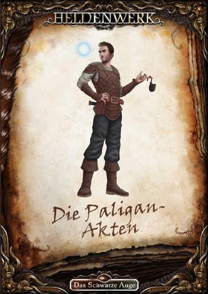 Die Paligan-Akten DSA Abenteuer HW012