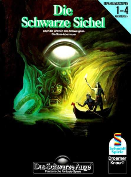Die Schwarze Sichel DSA Abenteuer B14