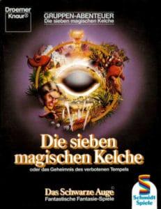 Die sieben magischen Kelche DSA Abenteuer B4