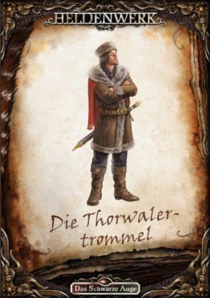 Die Thorwalertrommel DSA Abenteuer HW005