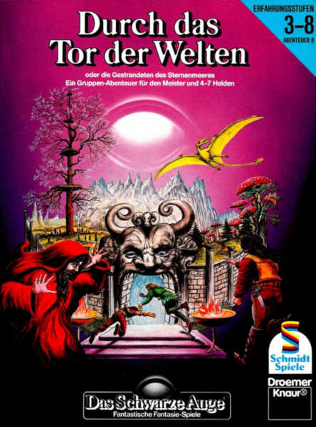 Durch das Tor der Welten DSA Abenteuer B8