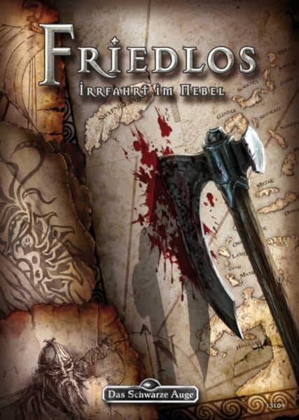 Friedlos - Irrfahrt im Nebel DSA Abenteuer A196