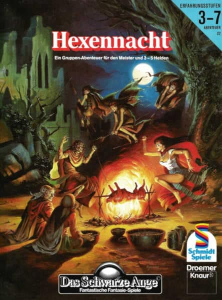 Hexennacht DSA Abenteuer B22