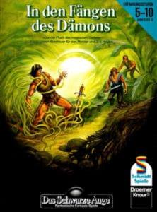 In den Fängen des Dämons DSA Abenteuer B10