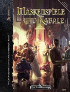 Maskenspiele und Kabale DSA Abenteuer A184