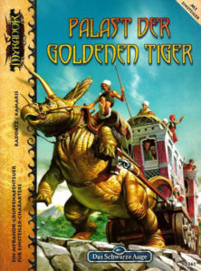 Palast der Goldenen Tiger DSA Abenteuer M1