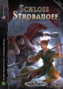Schloss Strobanoff DSA Abenteuer A207