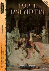 Tod in Valantia DSA Abenteuer M9