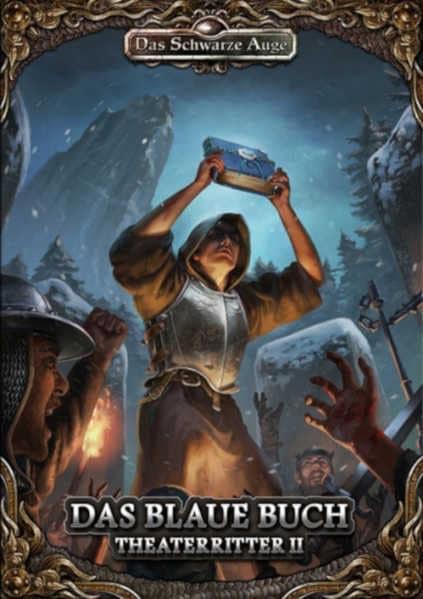 Das Blaue Buch DSA Abenteuer