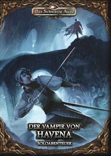 Der Vampir von Havena DSA Abenteuer
