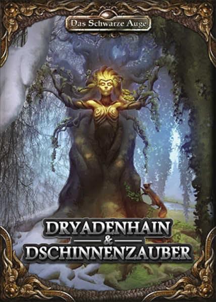 Dryadenhain & Dschinnenzauber DSA Abenteuer