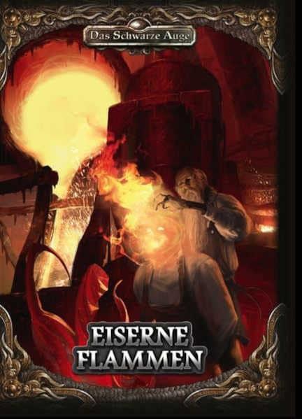 Eiserne Flammen DSA Abenteuer