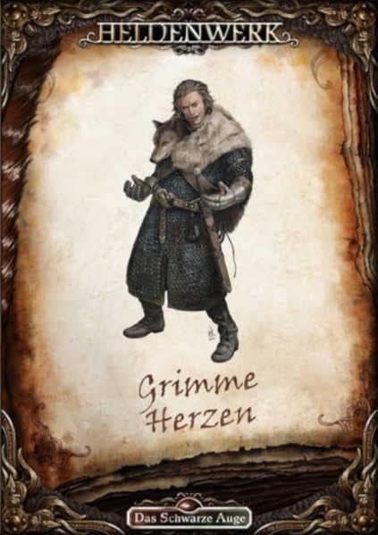 Grimme Herzen DSA Abenteuer HW016