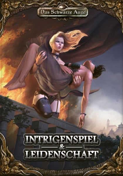 Intrigenspiel & Leidenschaft DSA Abenteuer