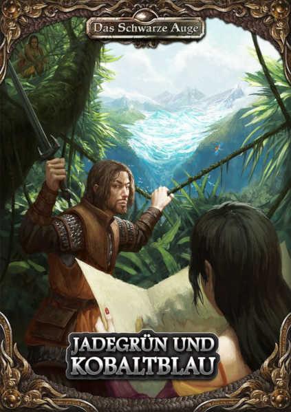 Jadegrün und Kobaltblau DSA Abenteuer