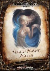 Madas Blaue Augen DSA Abenteuer HW029