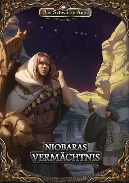 Niobaras Vermächtnis DSA Abenteuer