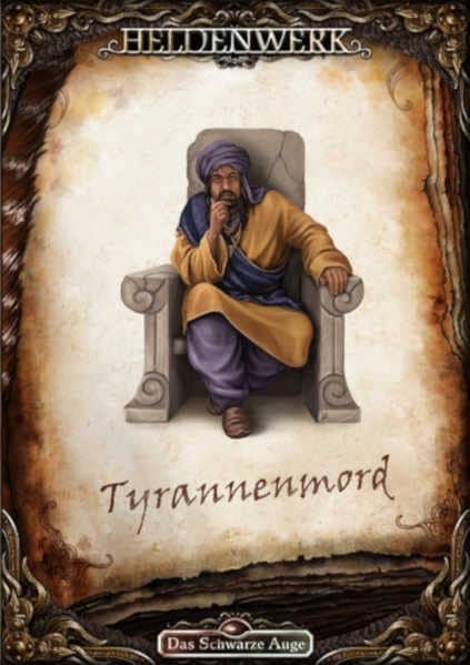 Tyrannenmord DSA Abenteuer HW018