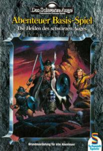 Abenteuer Basis-Spiel Die Helden des Schwarzen Auges DSA 3 Regeln