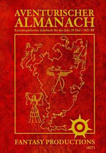 Aventurischer Almanach (1999) DSA 3 Spielhilfe