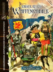 Kaiser Retos Waffenkammer DSA 3 Spielhilfe