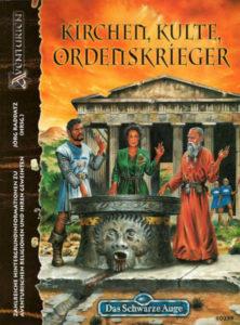 Kirchen, Kulte, Ordenskrieger DSA 3 Spielhilfe