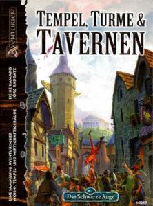 Tempel, Türme und Tavernen DSA 3 Spielhilfe