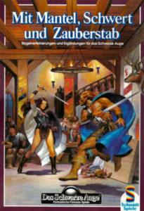 Mit Mantel, Schwert und Zauberstab DSA 3 Regeln