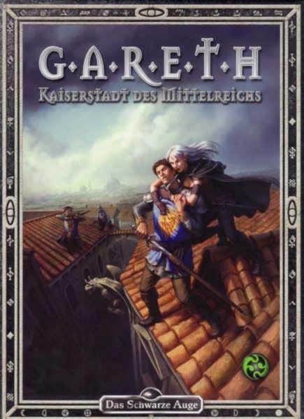 Gareth - Kaiserstadt des Mittelreichs DSA 4 Spielhilfe