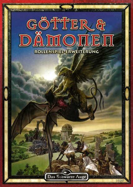 Götter & Dämonen DSA 4 Regeln