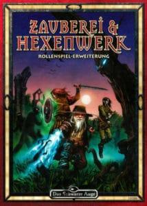 Zauberei & Hexenwerk DSA 4 Regeln