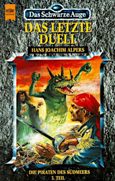 Das letzte Duell DSA Roman R23