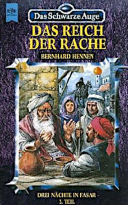 Das Reich der Rache DSA Roman R14