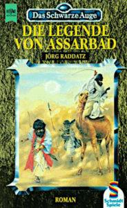 Die Legende von Assarbad DSA Roman R10