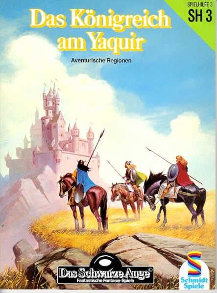 Das Königreich am Yaquir DSA 2 Regionalbeschreibung
