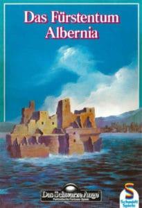 Das Fürstentum Albernia DSA 2 Regionalbeschreibung