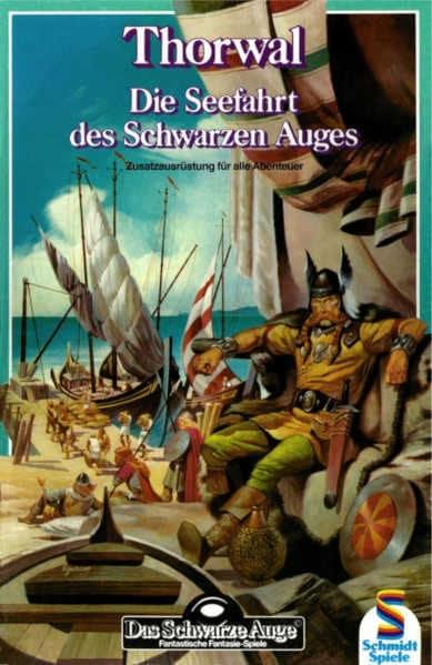 Thorwal - Die Seefahrt des Schwarzen Auges DSA 2 Regionalbeschreibung