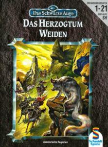 Das Herzogtum Weiden DSA 3 Regionalbeschreibung