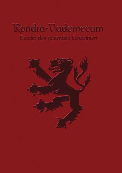 Rondra-Vademecum DSA 4.1 Spielhilfe