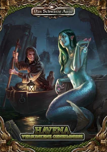 Havena - Versunkene Geheimnisse DSA 5 Spielhilfe