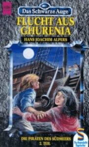 Flucht aus Ghurenia DSA Roman R19