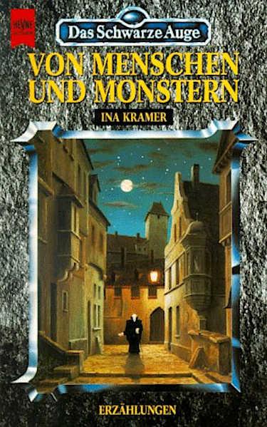 Von Menschen und Monstern DSA Roman R30