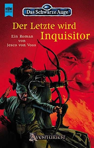 Der Letzte wird Inquisitor DSA Roman R58