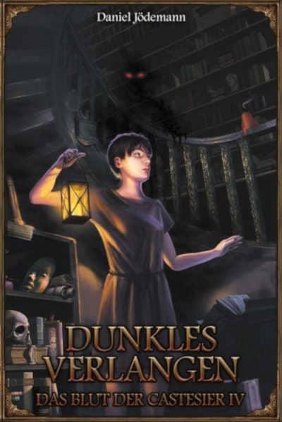 Dunkles Verlangen DSA Roman
