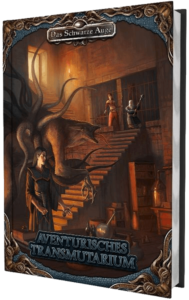 Aventurisches Transmutarium DSA 5 Spielhilfe