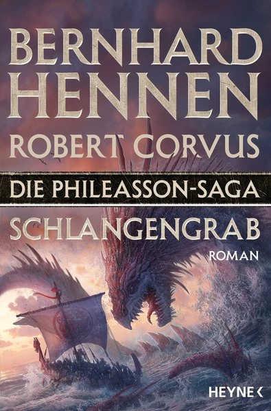 Schlangengrab DSA Roman Phileasson-Saga