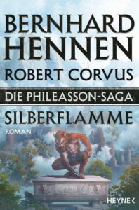 Silberflamme DSA Roman Phileasson Saga