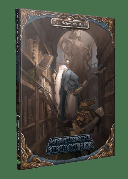 Aventurische Bibliothek DSA 5 Spielhilfe Das Schwarze Auge